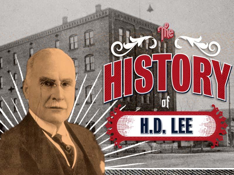 Фирма Lee: история