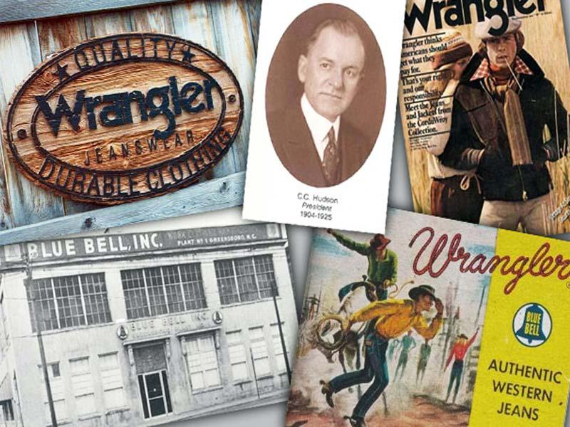 Фирма Wrangler: начало