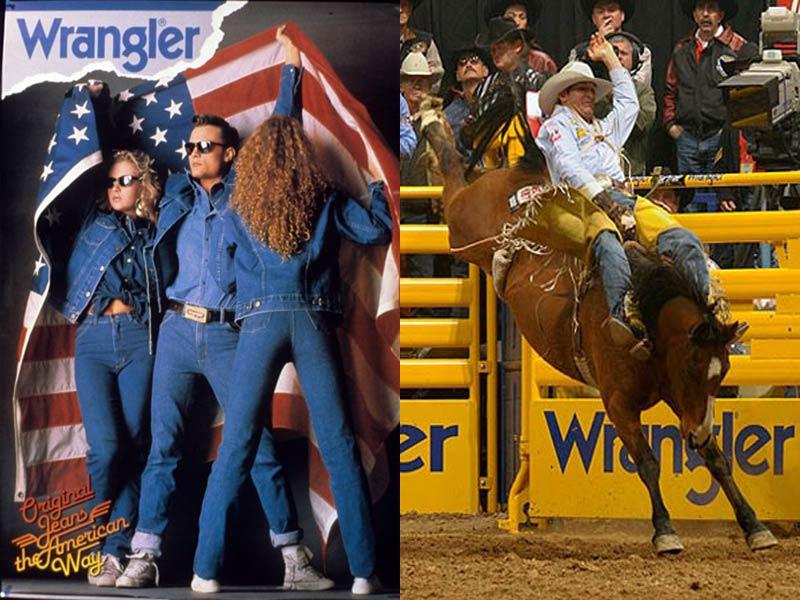 Фирма Wrangler: история джинсов