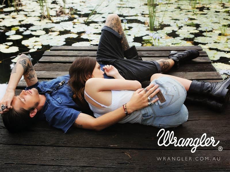Фирма Wrangler: современные джинсы