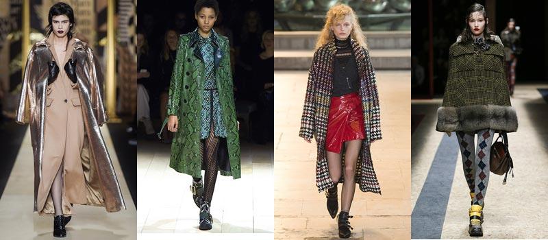 Модные женские пальто 2017: материалы и ткани