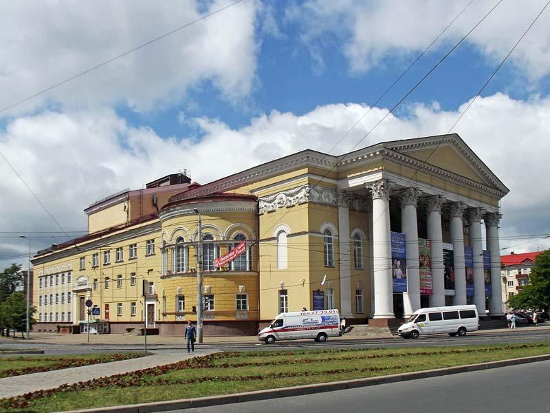 Калининград. Калининградский драматический театр