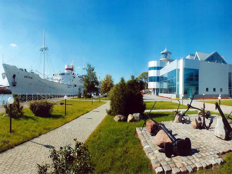 Калининград. Музей Мирового океана