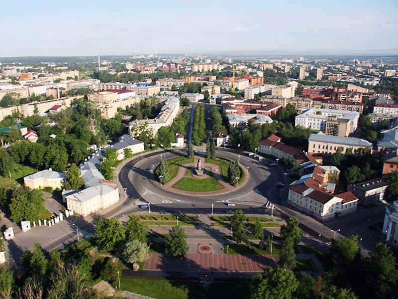 Карелия. Петрозаводск