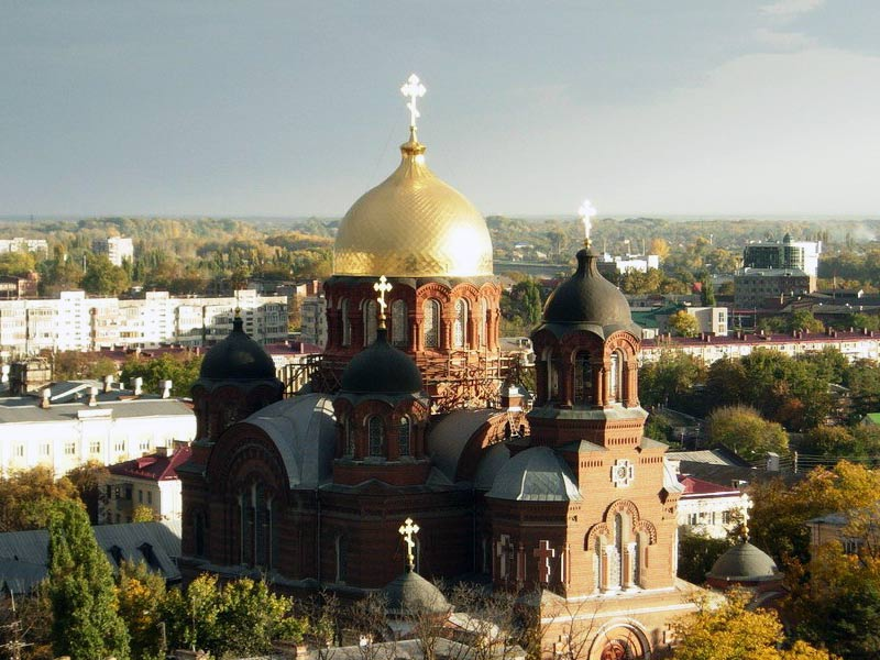 Краснодар. Екатерининский собор