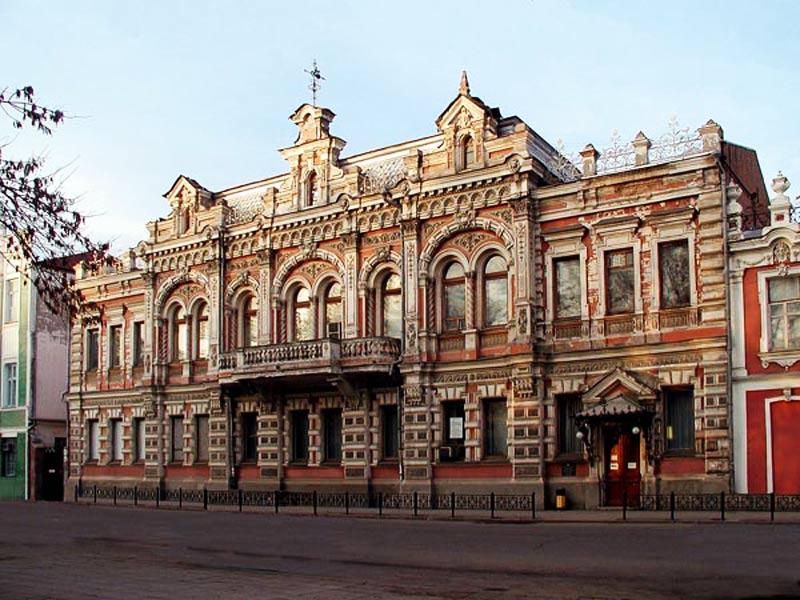 Краснодар. Историко-археологический музей