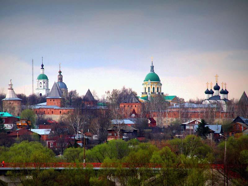 Подмосковье. Зарайский кремль