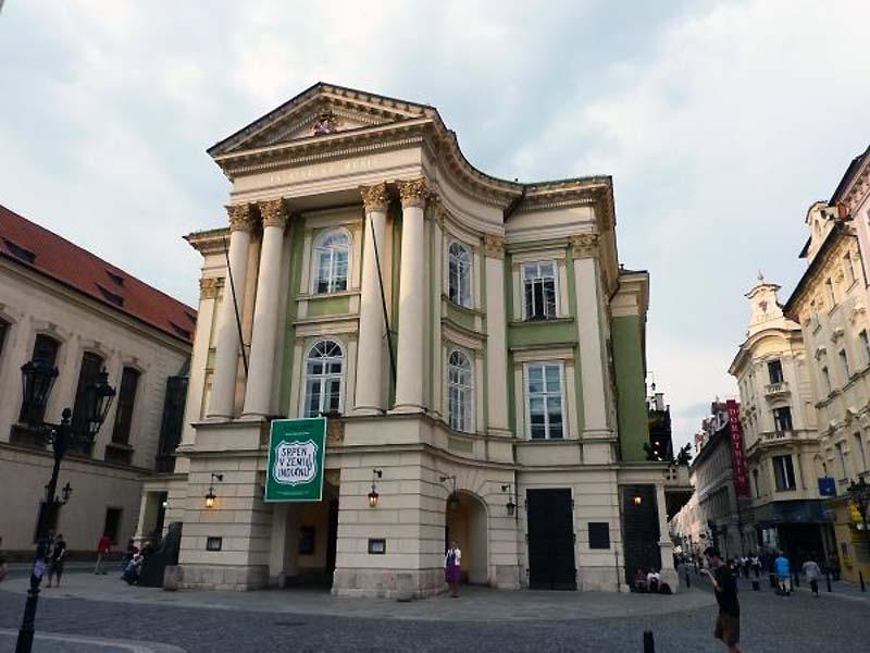 Прага. Сословный театр
