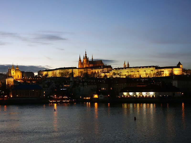 Прага. Пражский Град