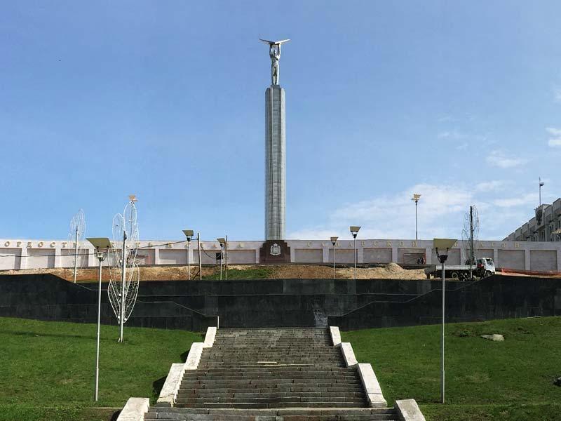 Самара. Монумент Славы