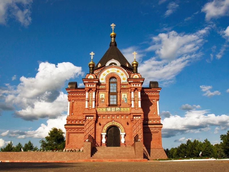 Суздаль. Церковь Александра Невского