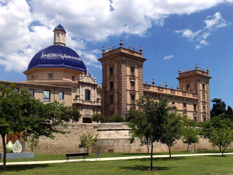 Валенсия. Музей изящных искусств