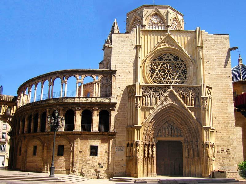 Валенсия. Кафедральный собор Святой Марии