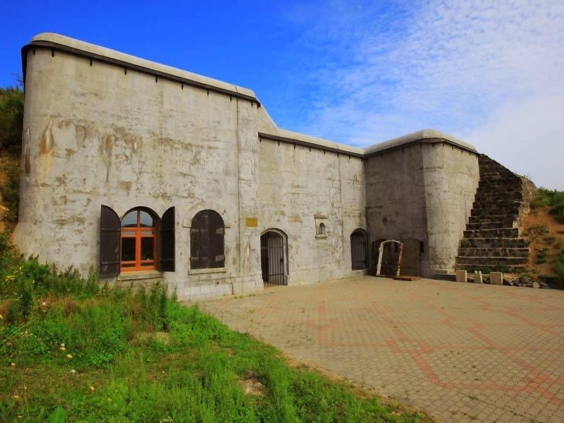 Владивосток. Владивостокская крепость