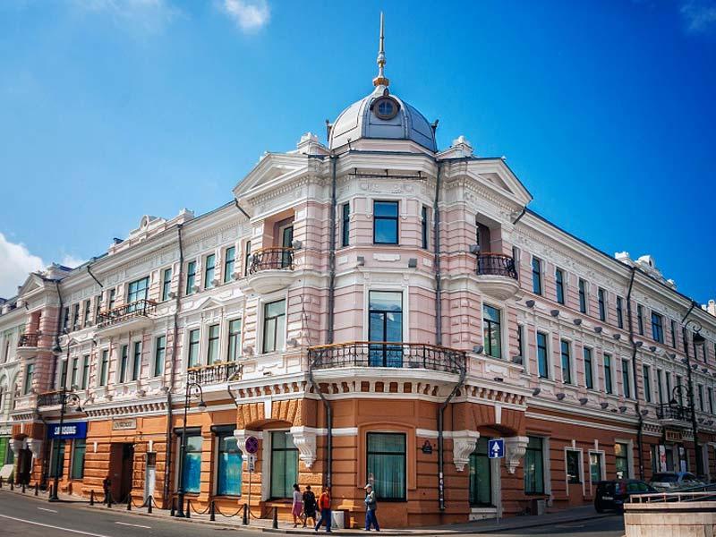 Владивосток. Приморский музей им. В.К. Арсеньева