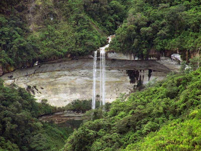 Водопад Умбилла