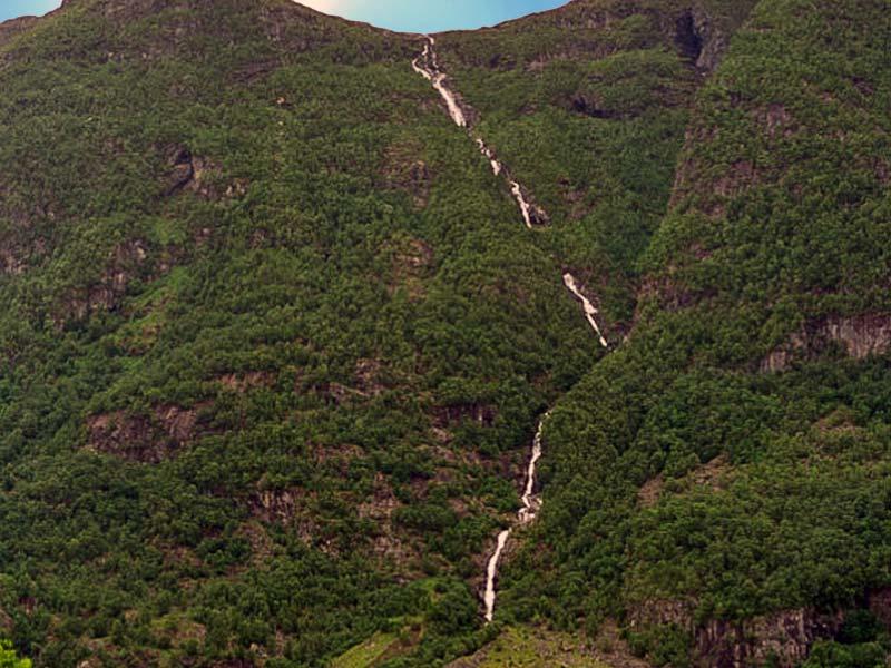 Водопад Балайфоссен
