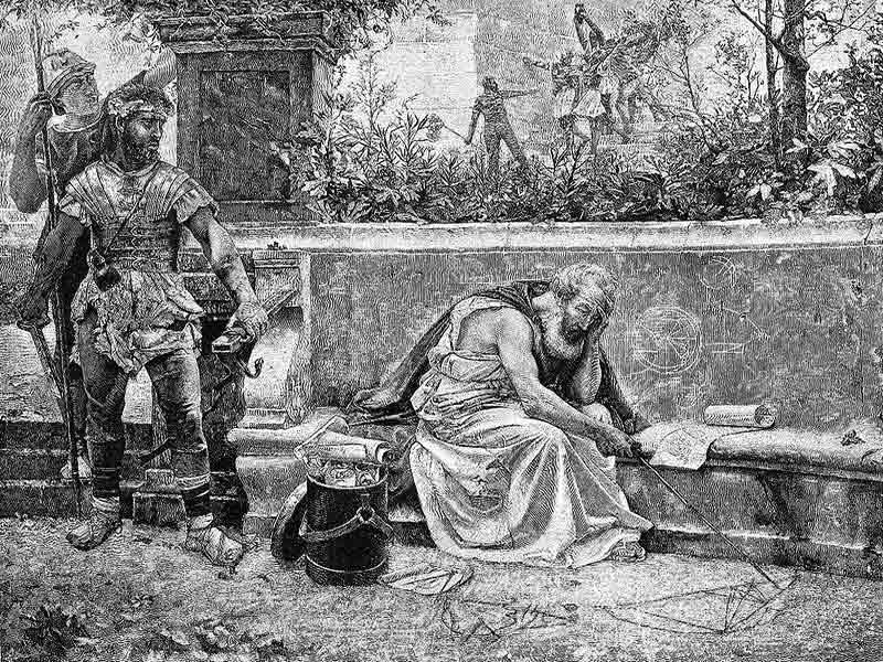 Как число Пи погубило Архимеда