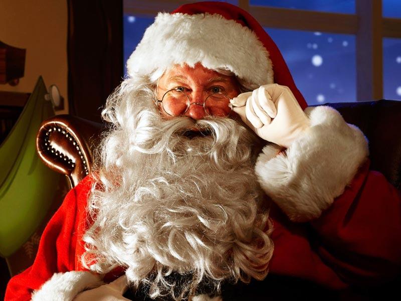 Дед Мороз в Германии: его зовут Вайнахтсман