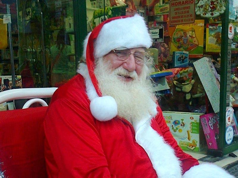 Дед Мороз в Испании: Папа Ноэль очень похож на Санта-Клауса