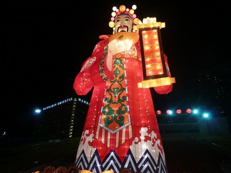 Дед Мороз в Китае: его зовут Шань Дань Лаожен (он же – Дун Чен Лао Рен или Шо Хин)