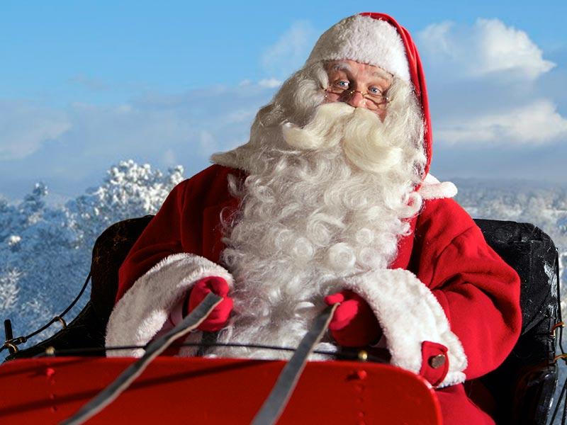 Французский Дед Мороз: его зовут Пер-Ноэль