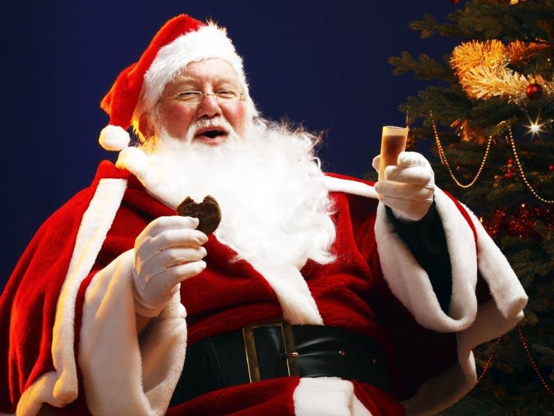 Французский Дед Мороз: современный Пер-Ноэль