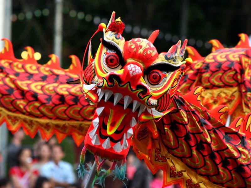 Новый год в Китае: история празднования