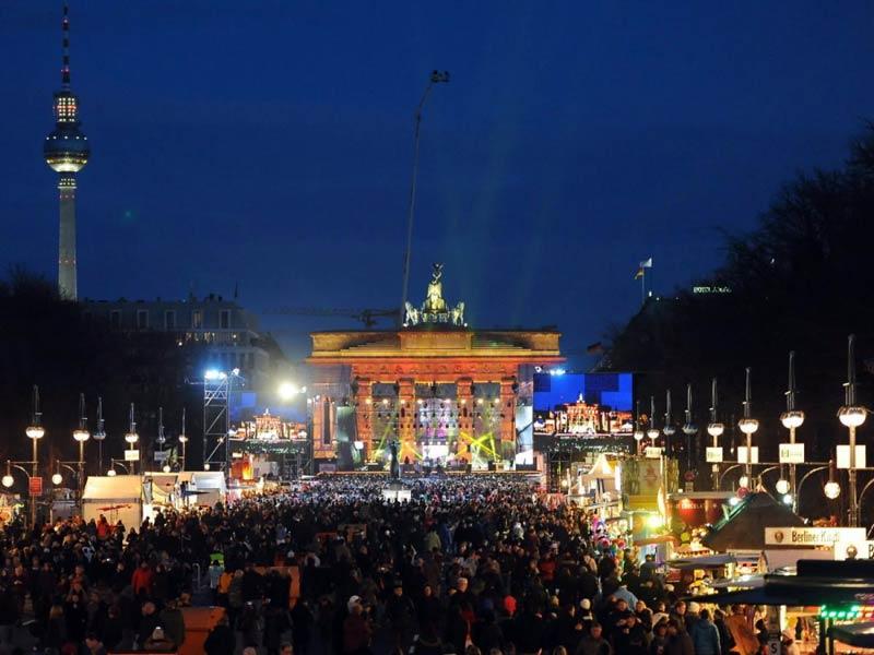 Новый год в Германии: современность