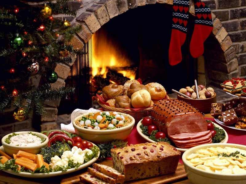 Новый год в Германии: новогодний стол