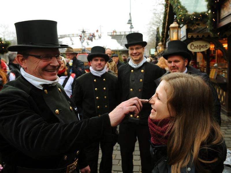 Новый год в Германии: традиции и обычаи