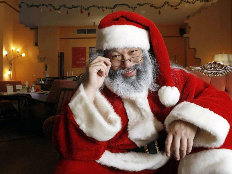 Новый год в Германии: немецкий Дед Мороз