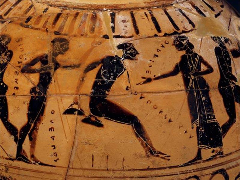 Новый год в Греции: история