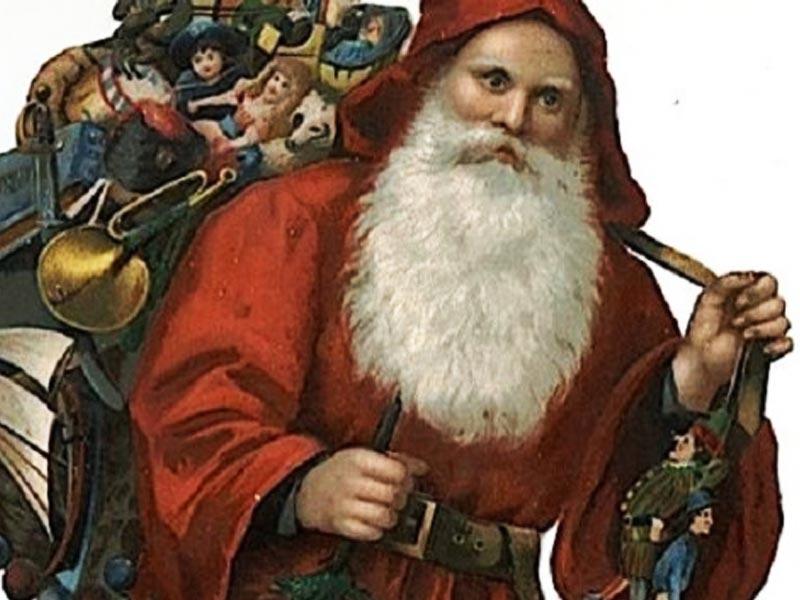 Новый год в Греции: Святой Василий (Айос Василиас)
