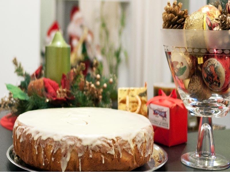 Новый год в Греции: новогодний стол