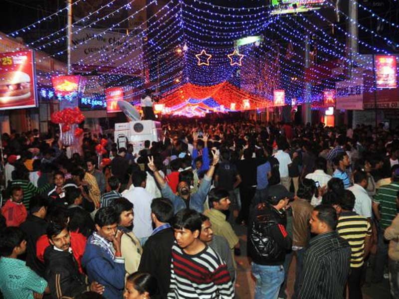 Новый год в Индии: современность