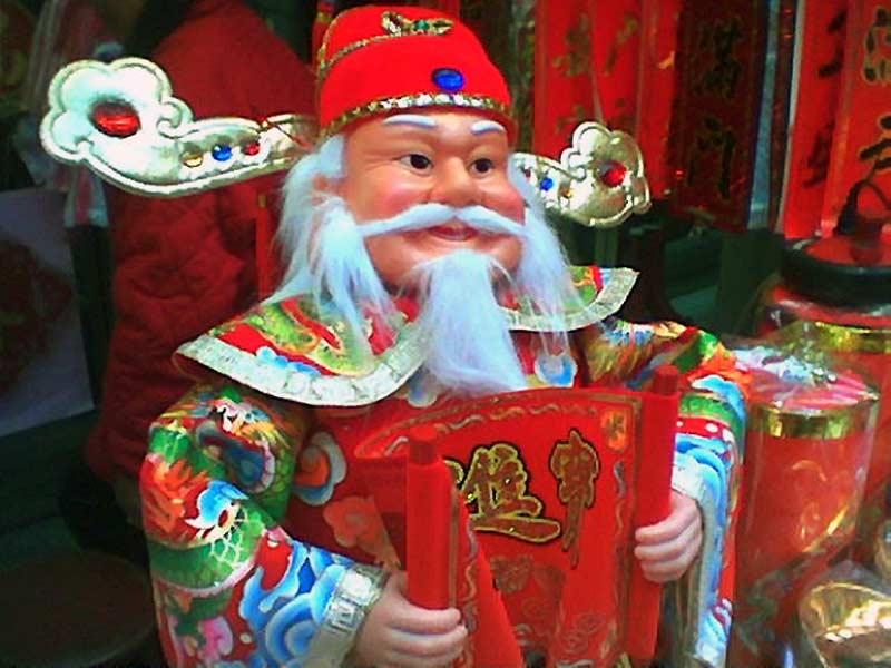 Новый год в Японии: японский Дед Мороз