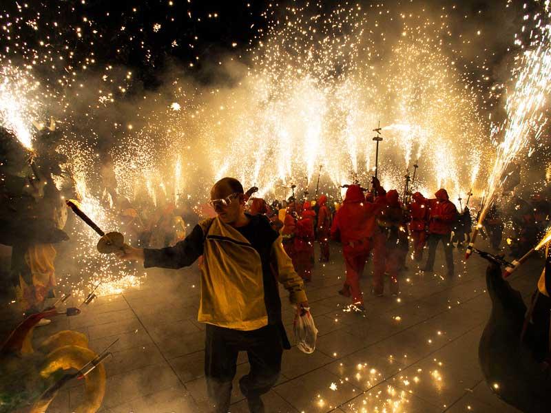 Новый год в Испании: современность