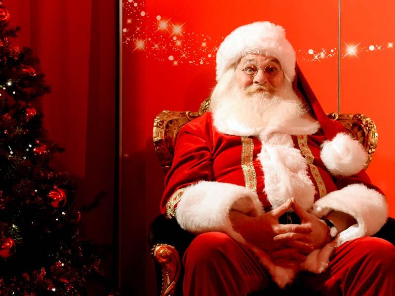 Дед Мороз в Голландии и Бельгии: Керцман (Kerstman)