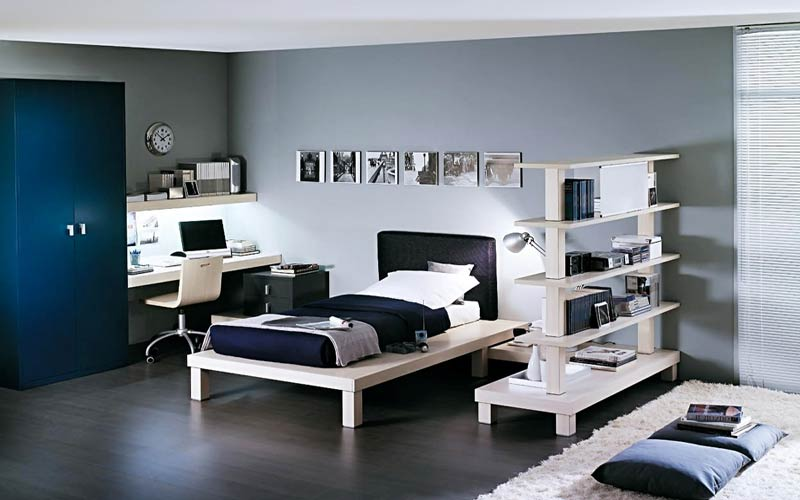 Как обустроить комнату для мальчика-подростка?