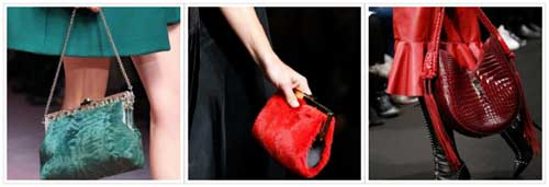 Материал женских сумок 2016