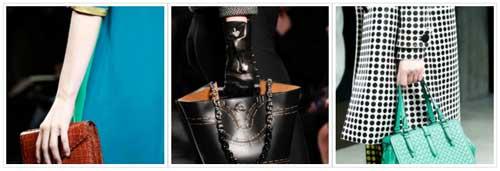 Модные женские сумки 2016 с ручками и без