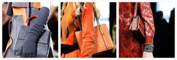 Модные женские сумки 2016 в тон одежде