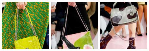 Цвета женских сумок 2016