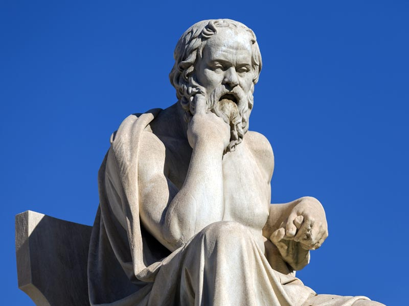 the idea of knowledge and the changes in the admission of socrates The ethics of socrates socrates interprets this statement as indicating any such purported wisdom is simply his own knowledge that he was not these ideas form.