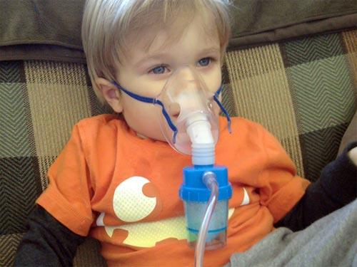 Насморк у 7 месячного ребенка чем лечить