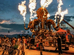 Фестиваль «Burning Man»