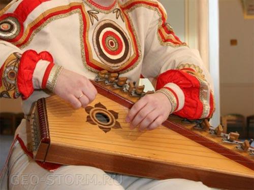 Русские гусли история инструмента